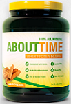 About Time 100 percent Whey Protein Isolate Cinnamon Swirl 2 lbs 908 g About Time: 14 Reviews & $10 Coupon*