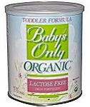Babys Only Organics Toddler Formula Organic Lactose Free Iron Fortified1 Babys Only Organics: 138 Reviews & $10 Coupon*