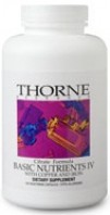 Thorne Research Basic Nutrients IV Reviews