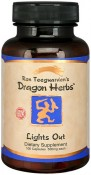 Dragon Herbs Lights Out 450 mg 60 Capsules