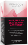 Fembody Nutrition Hair Nails Skin Beauty Activator e1385972324217 Fembody Nutrition: 12 Reviews & $10 Coupon*