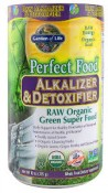 Garden of Life Perfect Food RAW Alkalizer & Detoxifier Organic Powder: Reviews & $10 Coupon*