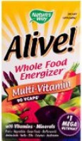 Natures Way Alive Multivitamin