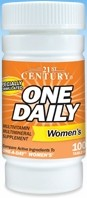 21st Century Health Care One Daily Womens