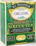 St Dalfour Organic Golden Mango Green Tea e1410945390801 Discount, Organic Food Store Online $10 Coupon