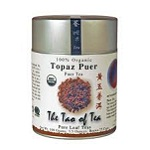 The Tao of Tea Organic Puer Tea Topaz Puer The Tao of Tea: 721 Reviews & $10 Coupon*