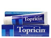Topricin Pain Relief and Healing Cream 2.0 oz Topricin: 217 Reviews & $10 Coupon*