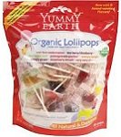 Yummy Earth Organic Lollipops Assorted Flavors 50+ Pops 12.3 oz 349 g Discount, Organic Food Store Online $10 Coupon