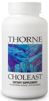 choleast e1339550628518 Thorne Research Choleast 22 Reviews, $10 Coupon*
